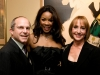 DENYCE GRAVES WITH KENNETH AND BONNIE FELD