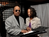 STEVIE WONDER AND SARAI REED