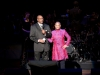 Rory Pullens and Peggy Cooper Cafritz