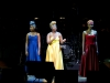 Daryl Bright, Lauryn Nesbitt (poet), Chinelle Mitchell performing a tribute poem to Patti LaBelle