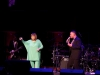 Patti LaBelle and John Stanley, on stage at the Kennedy Center