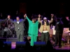Patti LaBelle and audience members, on stage at the Kennedy Center