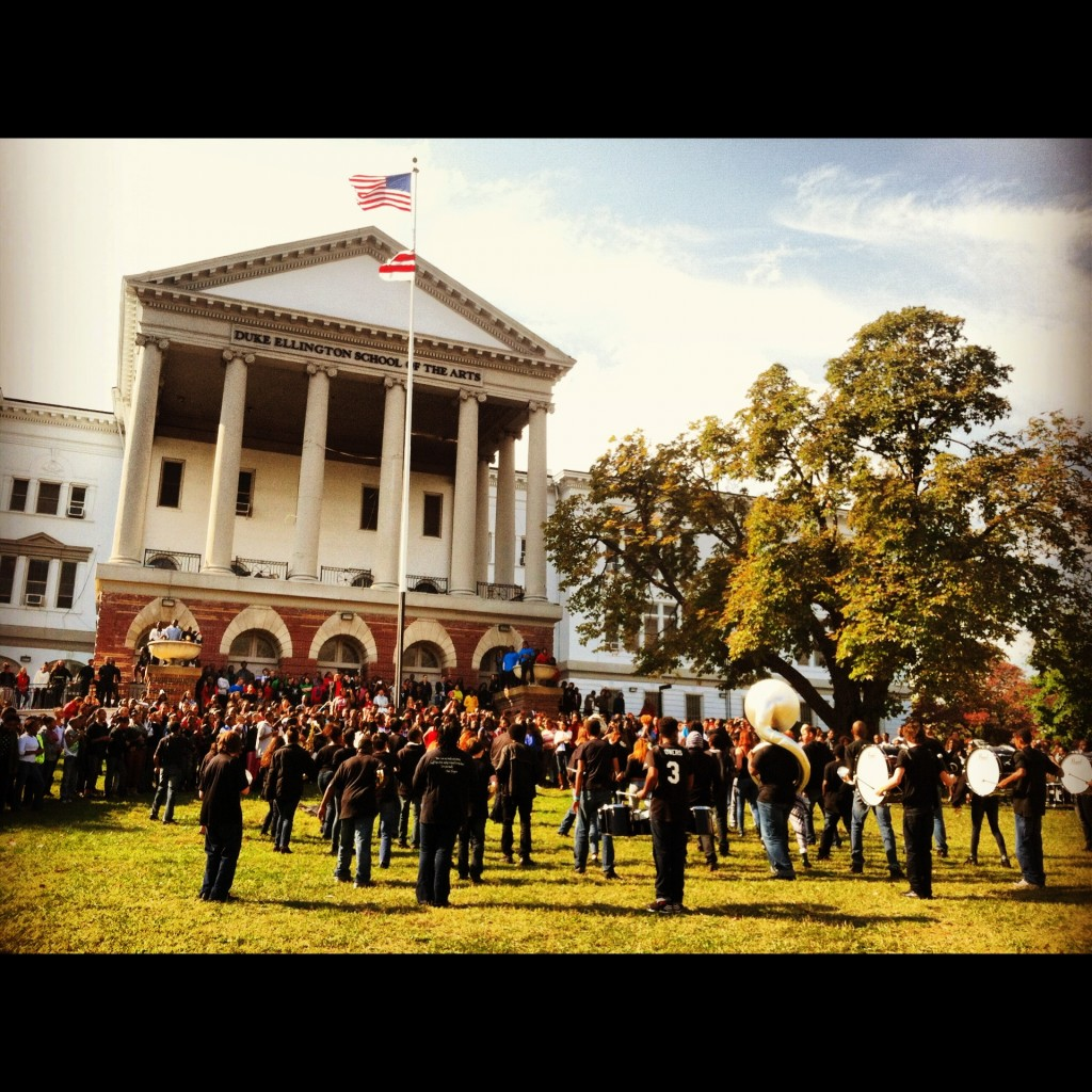 Radical Elite Pep Rally 2012.10.12