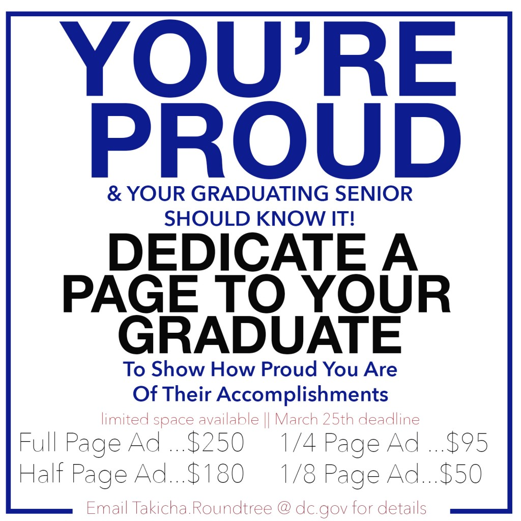 Senior Shoutout Page Ad