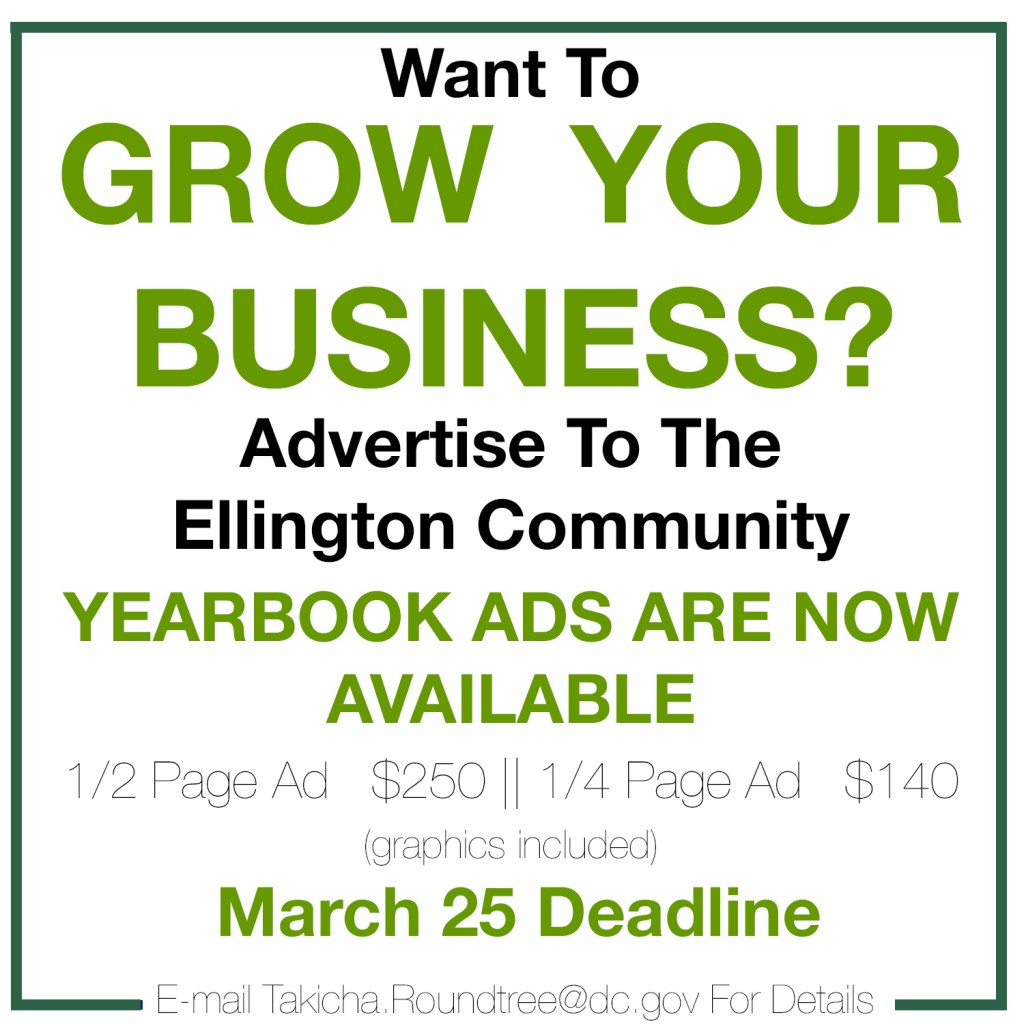 Yearbook Business Ads