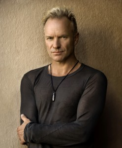 Official STING Photo