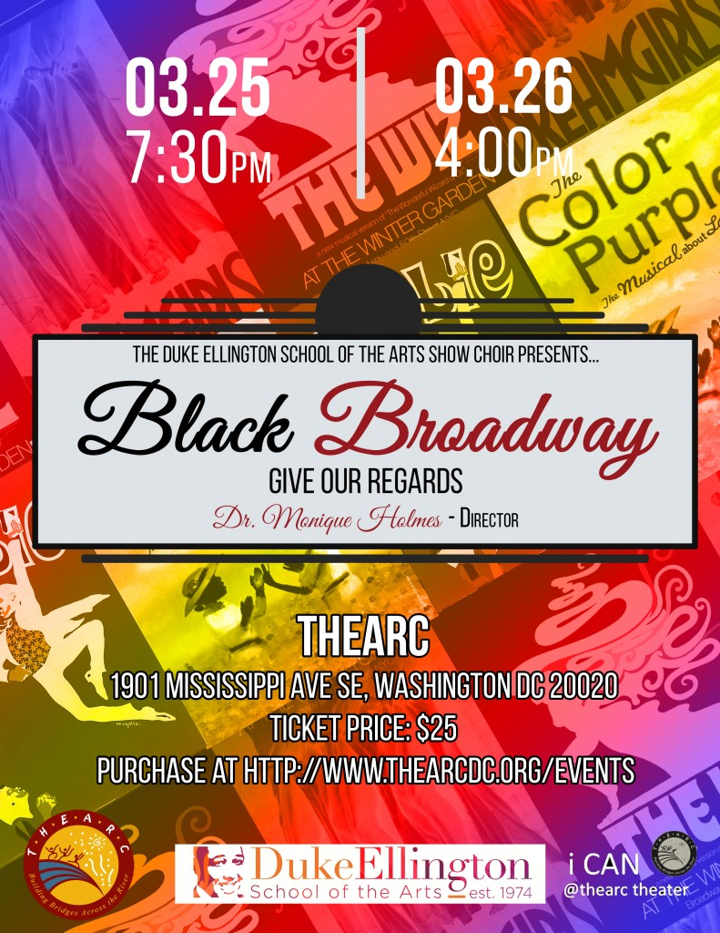 Black Broadway Flyer - 2017.3.25