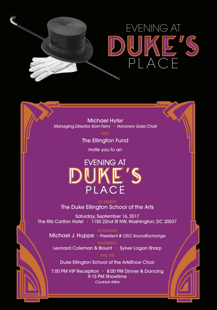 Evening at Duke - Invitation Flyer (v2 cropped)