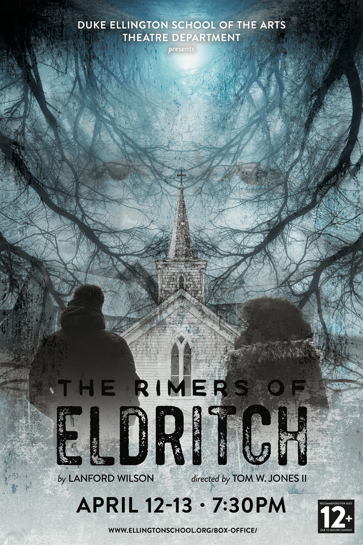 The Rimers of Eldritch Postcard