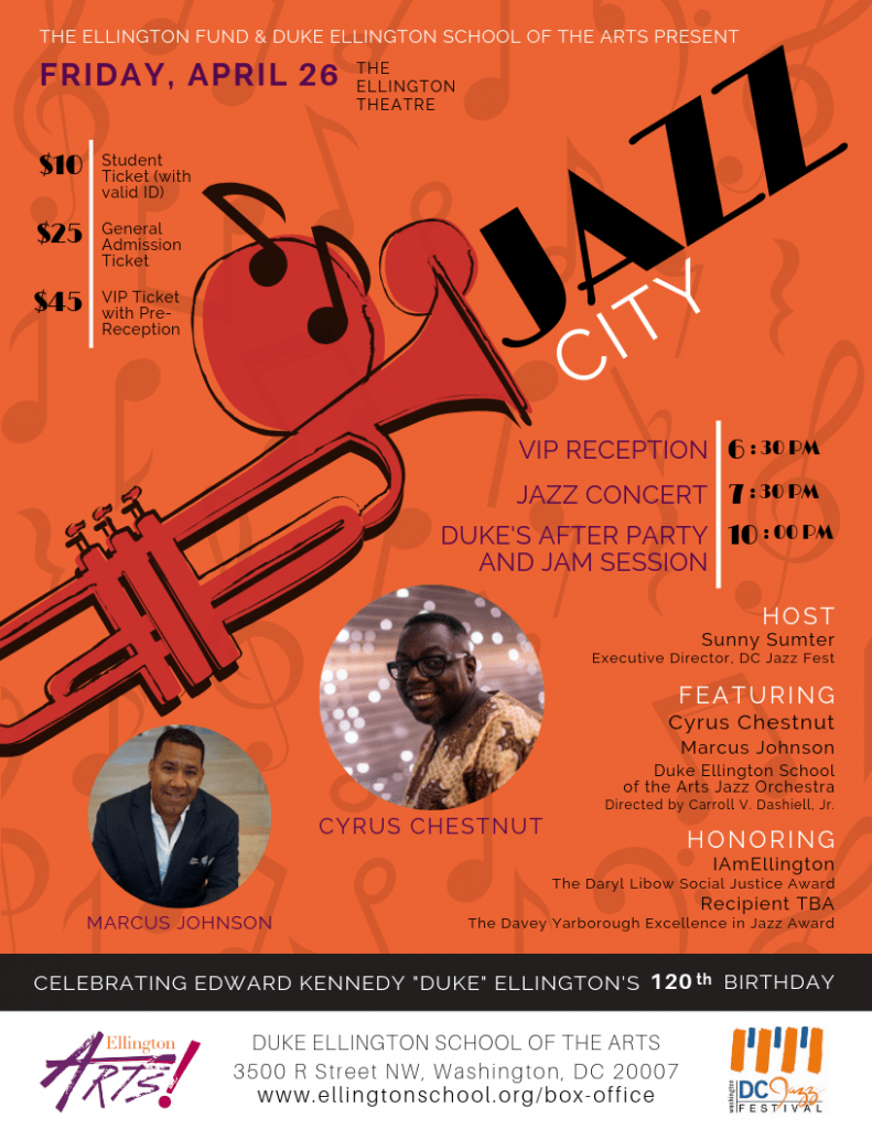 Jazz City - Flyer - 2019.4