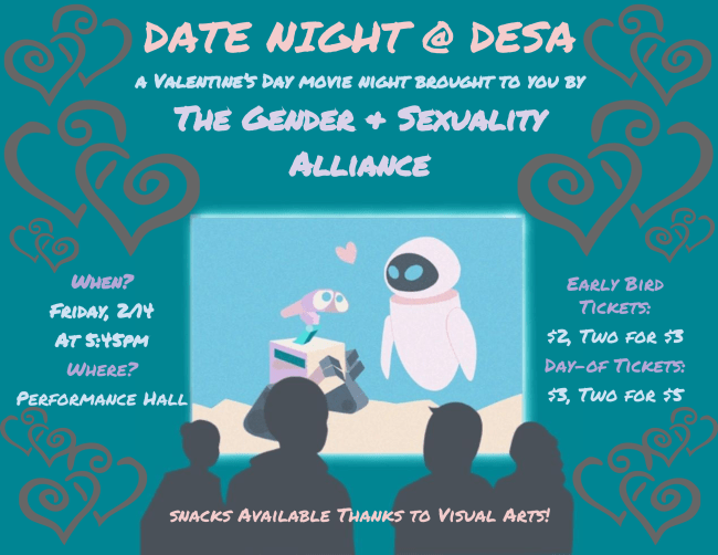 Date Night at DESA