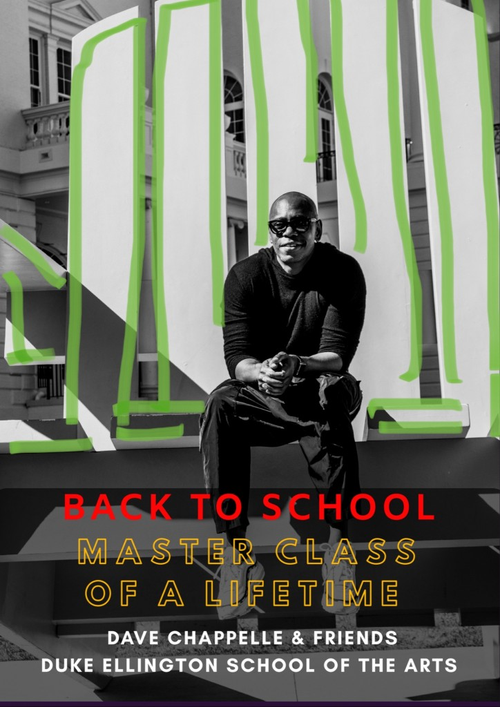 Dave Chappelle Master Class - Image
